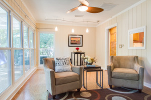 MLS Listings - Family Room Staged
