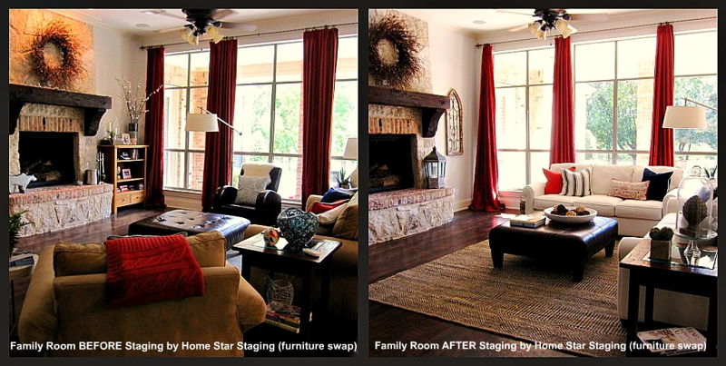 ar131846511173228. Home Star Staging A staged room transformation through the eyes of