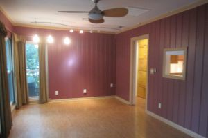 MLS Listing - Vacant Family Room
