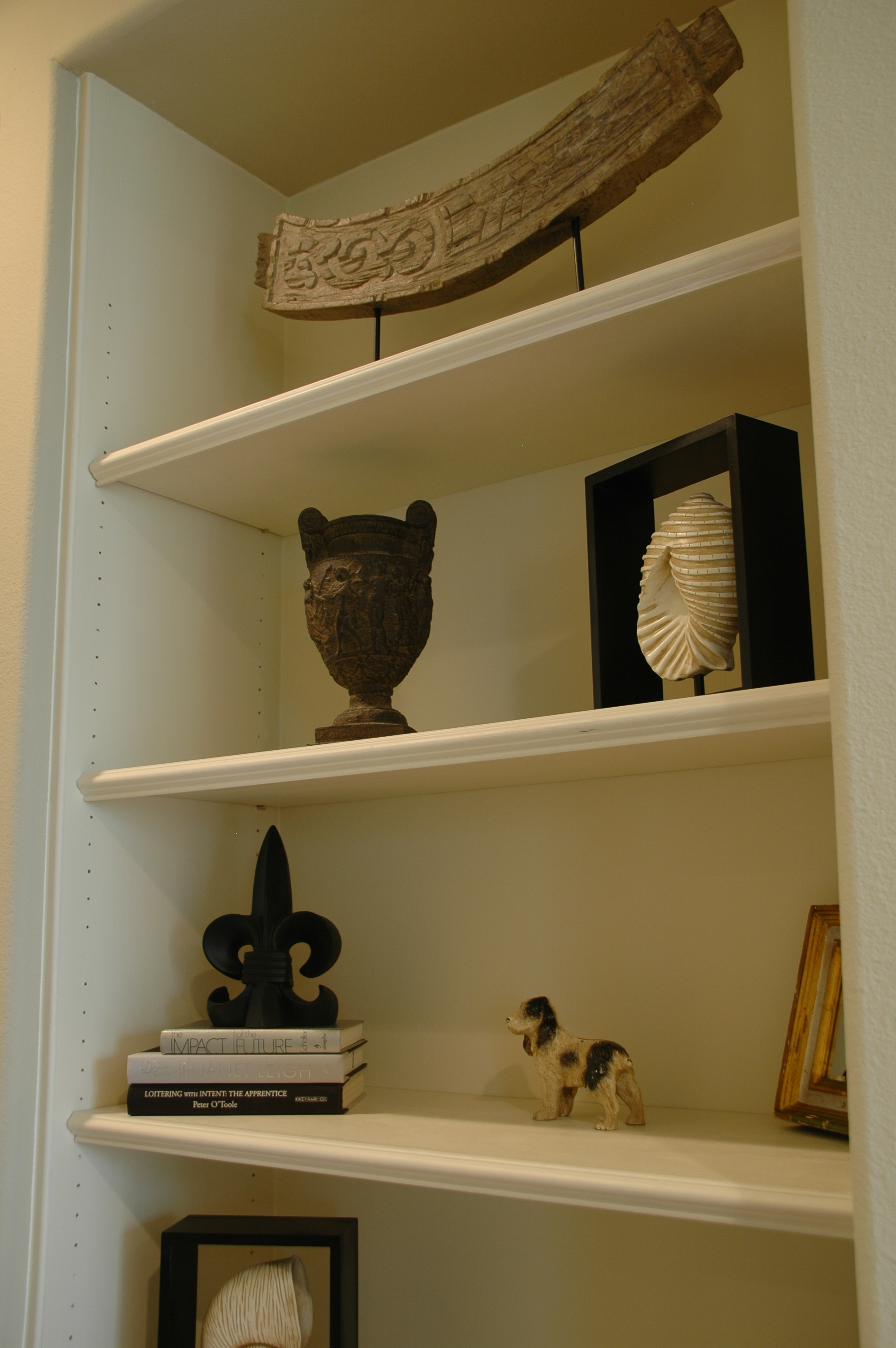 Vintage Home Library: Home Star Staging Staging Bookshelves For Selling