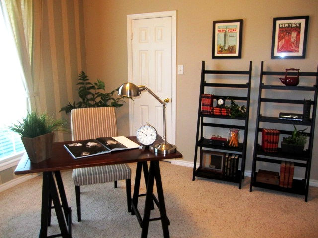 Ordinaire Office AFTER Staging By Home Star Staging